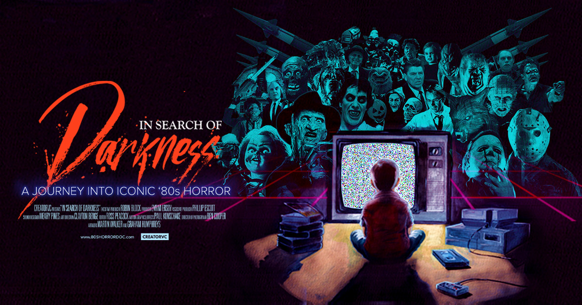IN SEARCH OF DARKNESS | Indiegogo