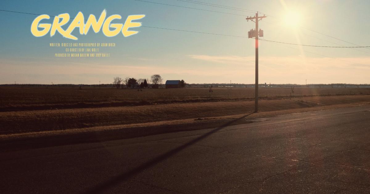Grange - A Northwestern Cinematography Thesis Film | Indiegogo