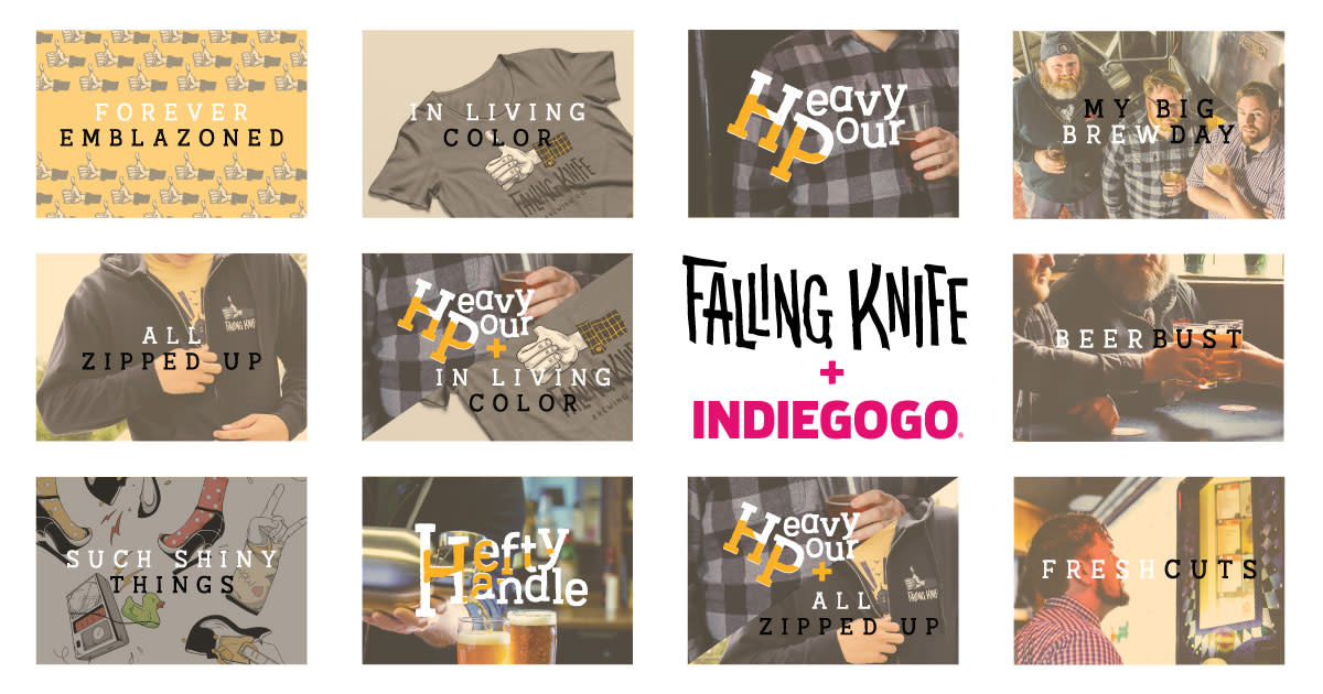 d938f7f3096e Falling Knife Brewing Company - Dropping Soon! | Indiegogo