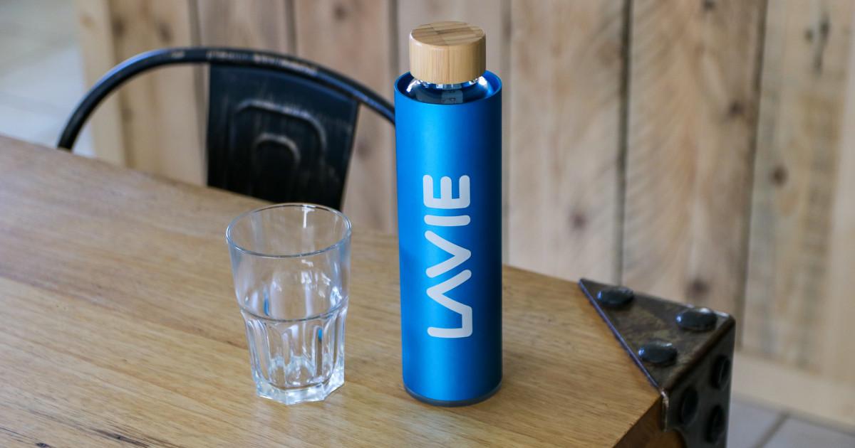 LaVie 2GO, premium water, everywhere | Indiegogo