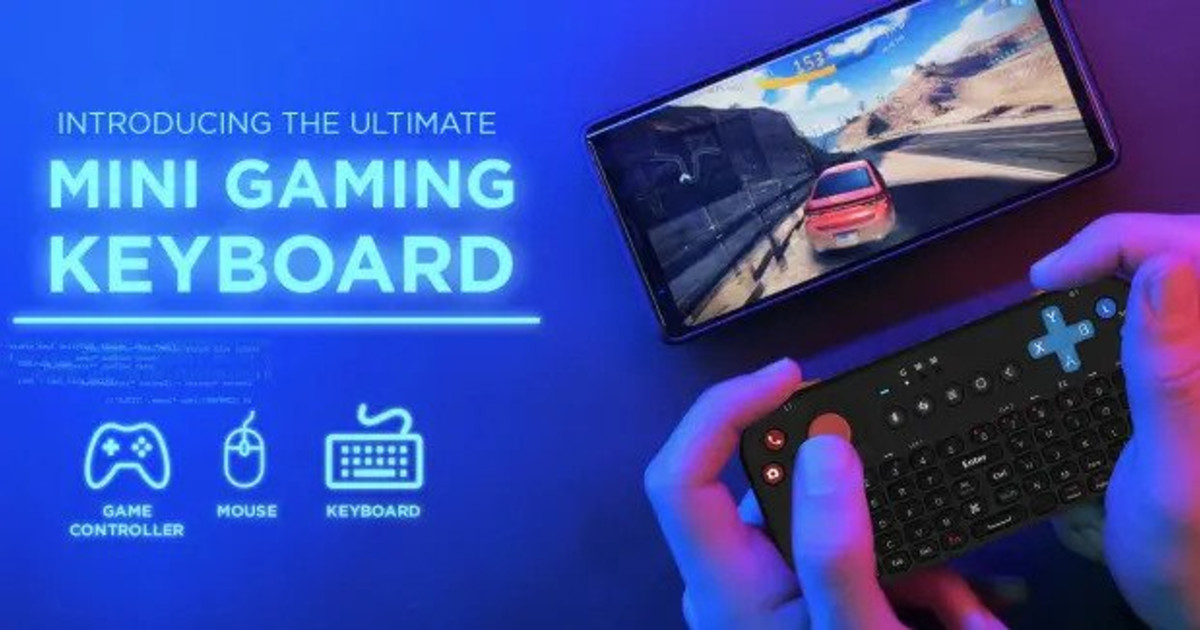 Ultimate All-in-one Gaming Keyboard: Power Vessel | Indiegogo