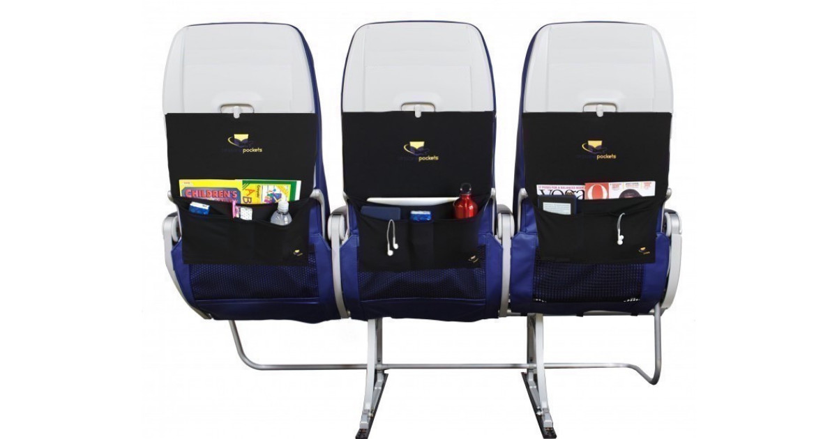 Cool Airplane Pockets Indiegogo Squirreltailoven Fun Painted Chair Ideas Images Squirreltailovenorg