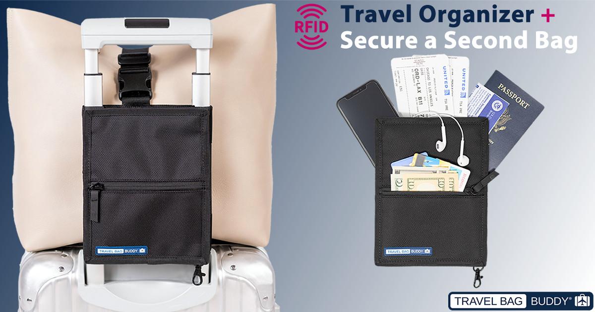 Travel Bag Buddy Organizer