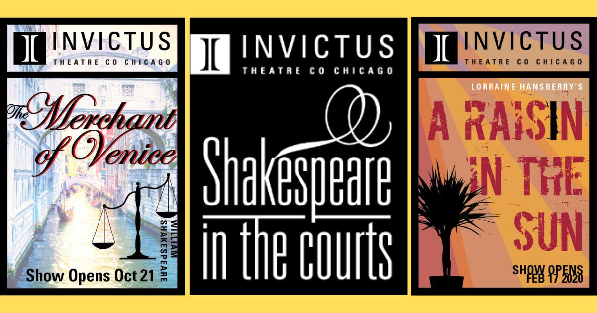 Invictus Theatre Company 2019-20 Season | Indiegogo