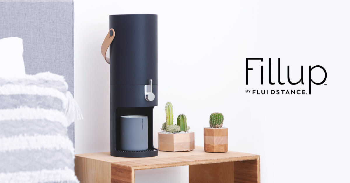 Meet Fillup - Your Personal Water Tower. | Indiegogo
