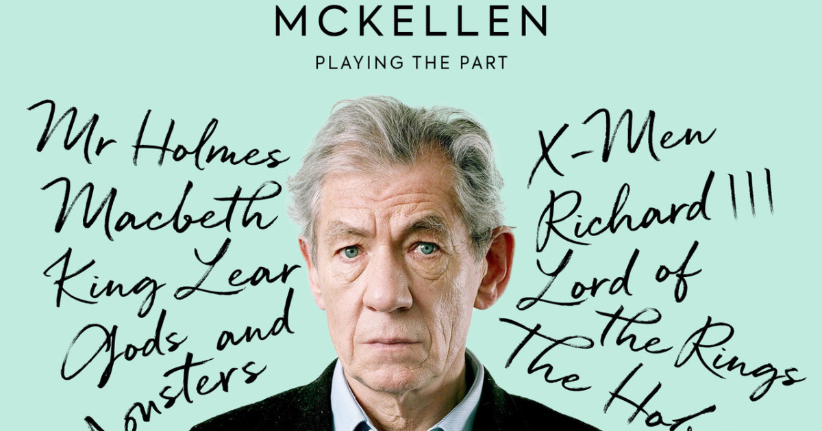 Ian McKellen: Playing the Part web project!