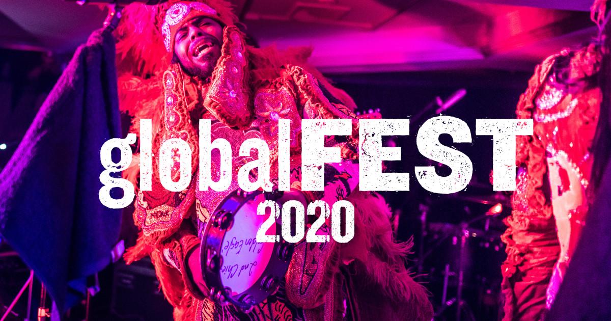 Sawdust Festival 2020.Globalfest 2020 Indiegogo