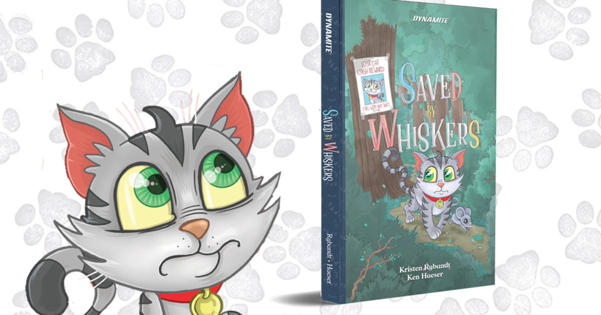 Saved By Whiskers   Indiegogo