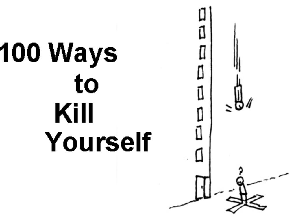 Myself way to kill the easiest 10 Easiest
