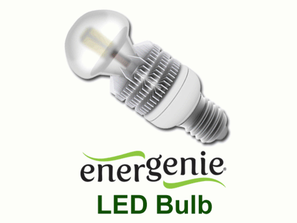 Energenie led bulb worlds best 135 lumens per watt extra long energenie led bulb worlds best 135 lumens per watt extra long lifetime indiegogo parisarafo Gallery