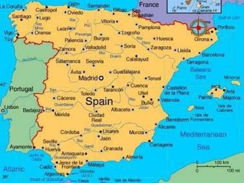Jerez De La Frontera Karte.Objective Oviedo Spain Indiegogo