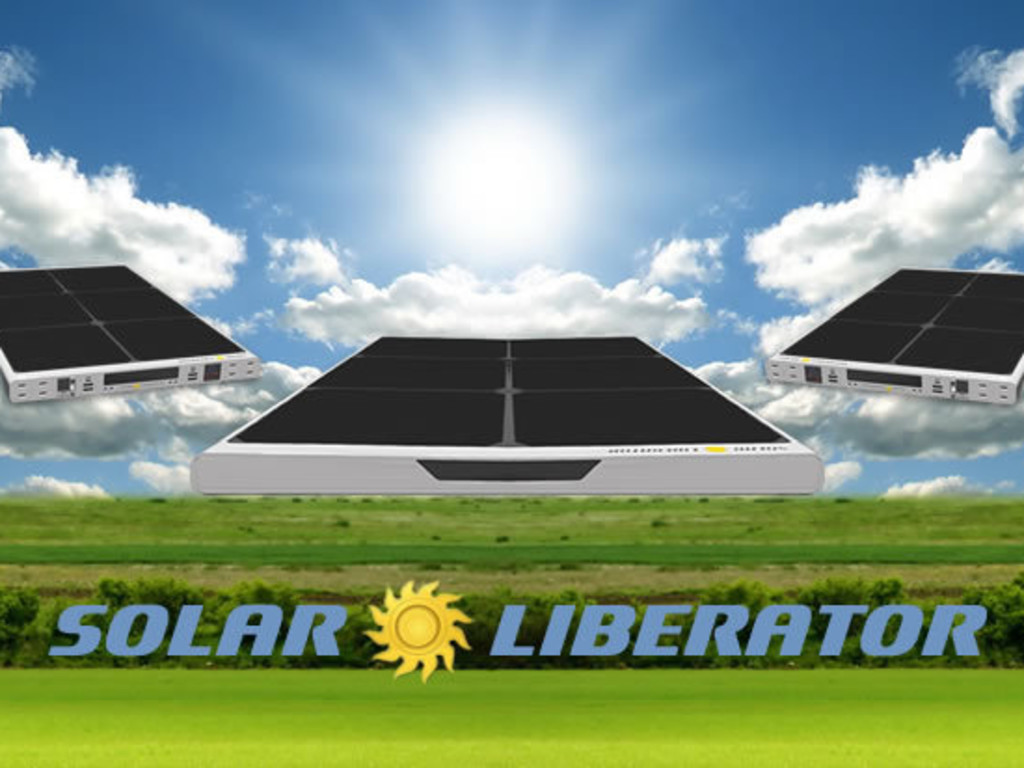 Solar Liberator Indiegogo 2014 Embedded Systems Pic Microcontrollers System 21 Comments