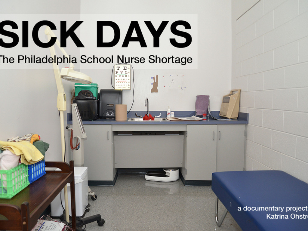 philadelphia school nurse shortage documentary indiegogo