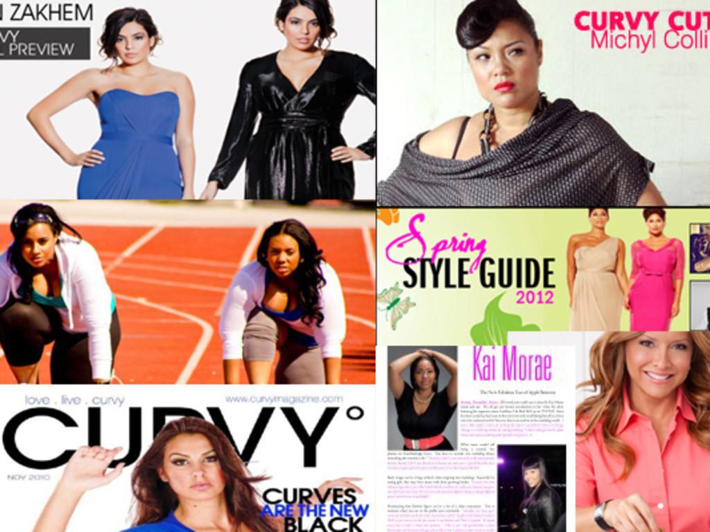 f75b8bfbc37e Curvy Magazine | Indiegogo