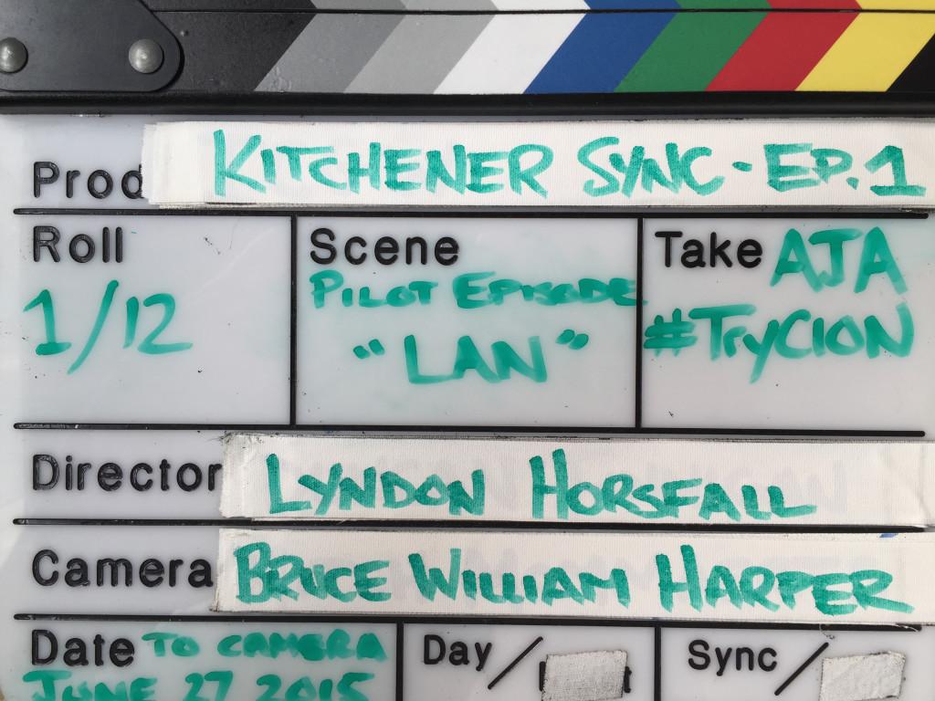 Kitchener Sync Pilot Episode | Indiegogo