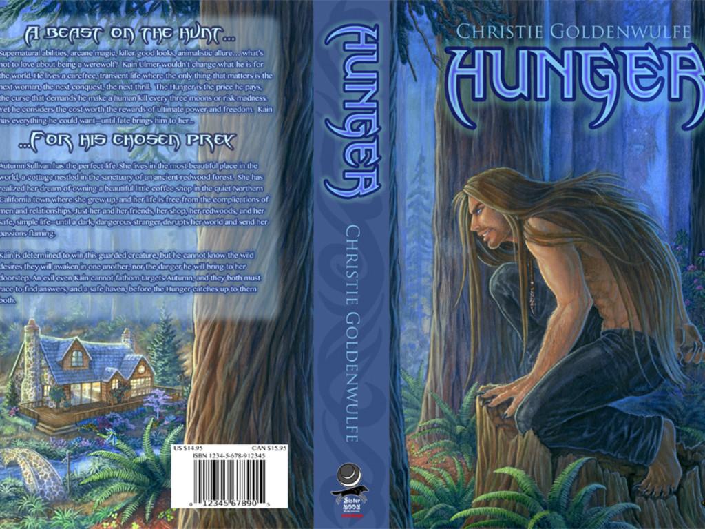 Hunger - Werewolf Romance Novel | Indiegogo