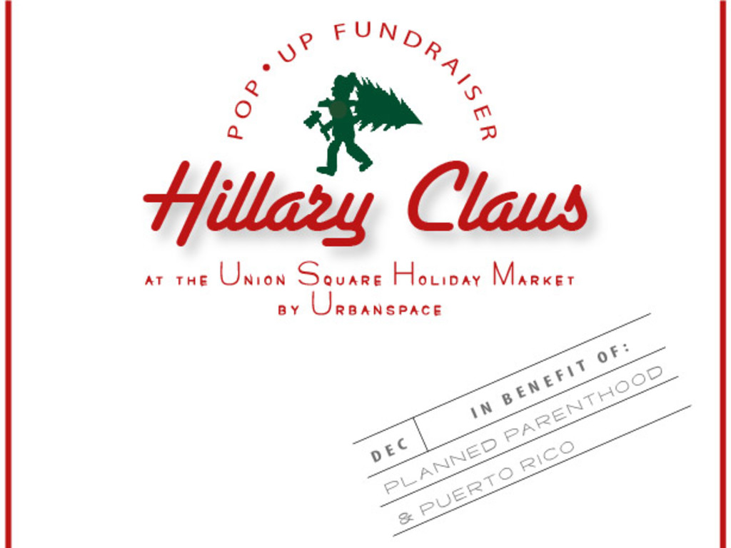 Hillary claus for planned parenthood puerto rico indiegogo biocorpaavc Images
