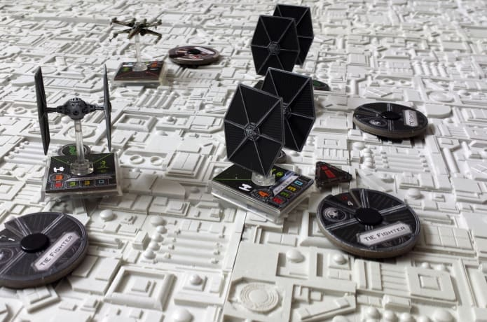 Sci-Fi Panels: Modular Sci-Fi Tabletop Terrain | Indiegogo