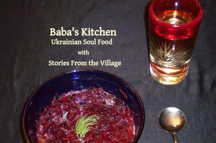 Babas Kitchen: Ukrainian Soul Food