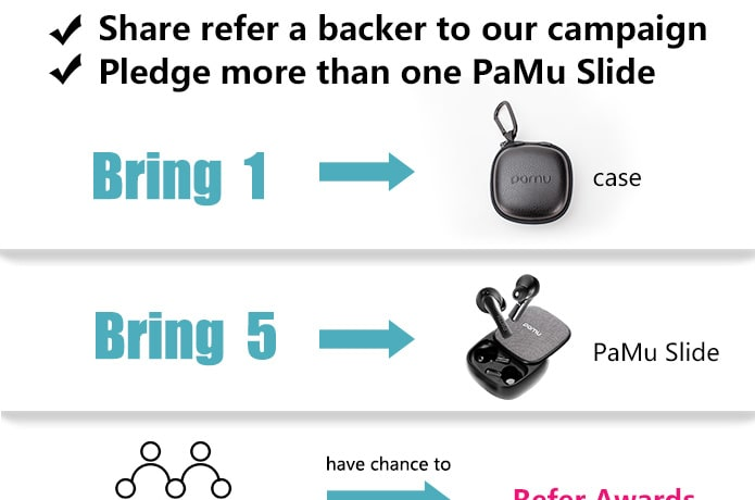 Pamu Slide, Born for Music, Never Fall Out   Indiegogo