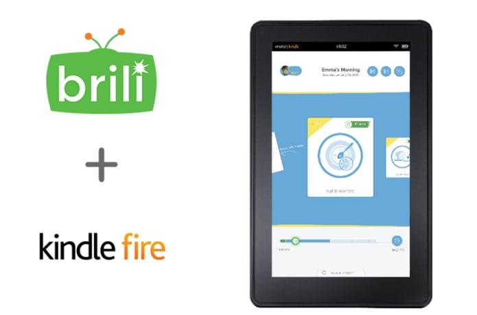 Brili for Kindle Fire | Indiegogo