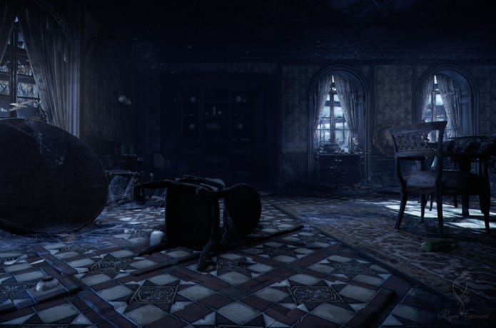 The Conjuring House   Indiegogo