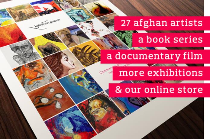 Kabul Art Project | Indiegogo