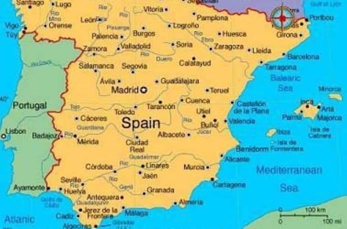Map Of Spain Oviedo.Objective Oviedo Spain Indiegogo