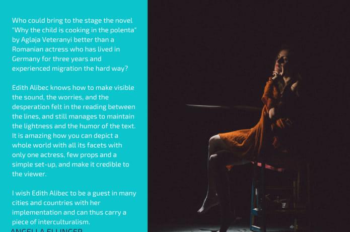 Why the child - United Solo Festival New York   Indiegogo