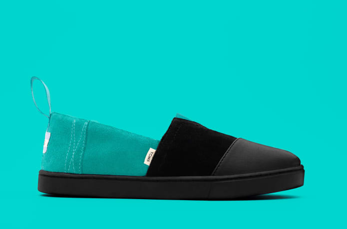 bcf617f95c6 TOMS and So iLL - Shoes To Get Kids Climbing