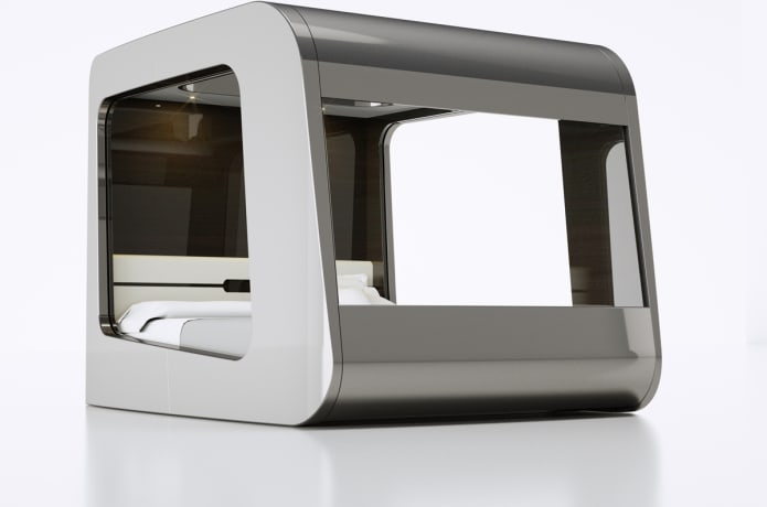 HiCan: The World's Most Revolutionary Smart Bed | Indiegogo