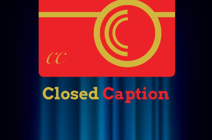 Closed Caption App 1