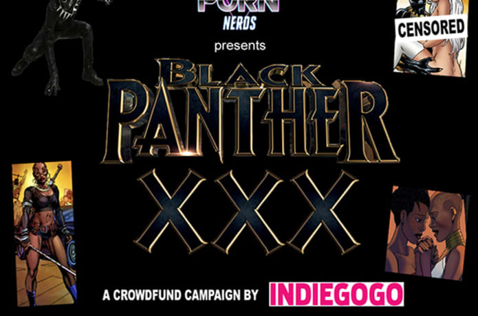 BLACK PANTHER XXX: An Adult Superhero Parody | Indiegogo