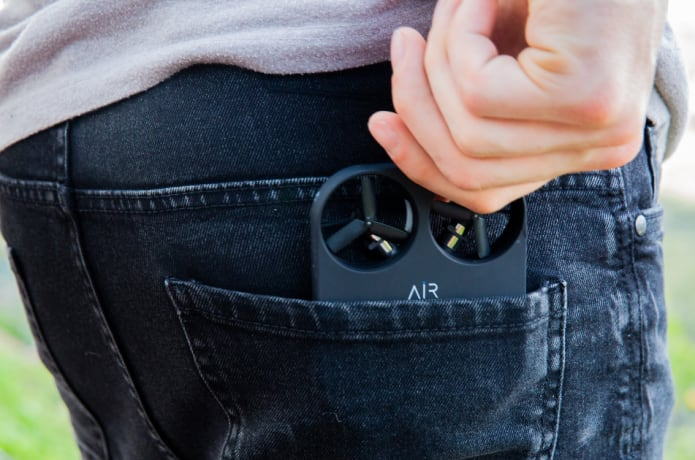 Your Pocket-Sized Aerial Photographer - AIR PIX | Indiegogo