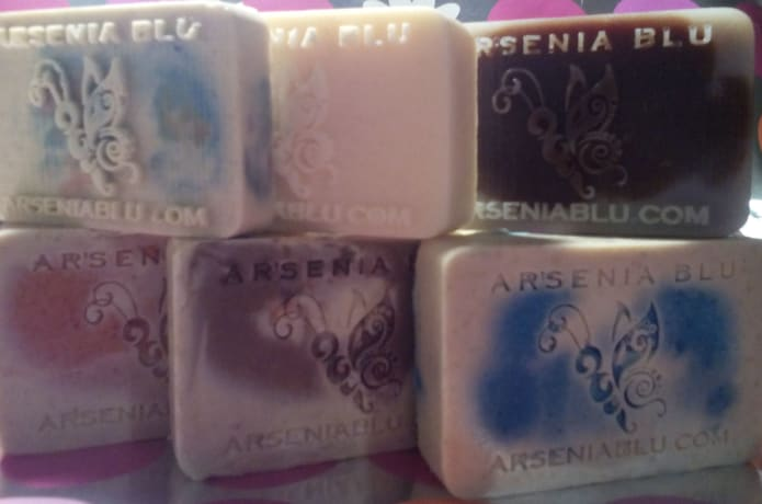Arsenia Blu needs Customized Soap Molds   Indiegogo