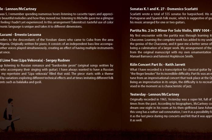 Yuri Liberzon's Classical Guitar Album Debut | Indiegogo