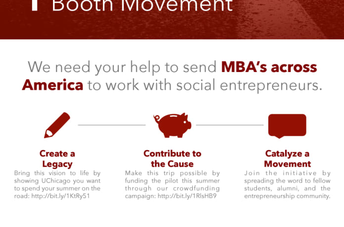 Chicago Road Ventures: MBAs & Social Entrepreneurs   Indiegogo