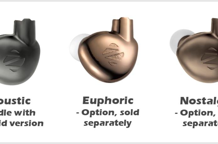 Aero Digital Earphone, Upgrade to HiFi Music NOW!   Indiegogo