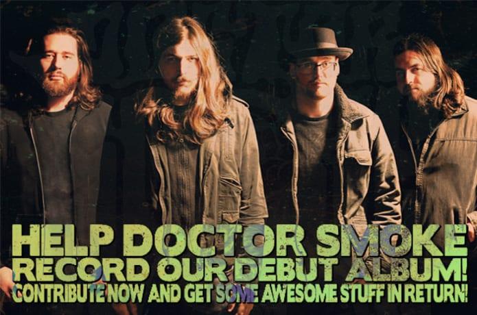 Doctor Smoke Debut Full Length! | Indiegogo