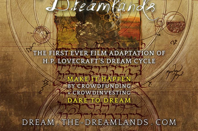THE DREAMLANDS - H P  Lovecrafts Dream Cycle | Indiegogo