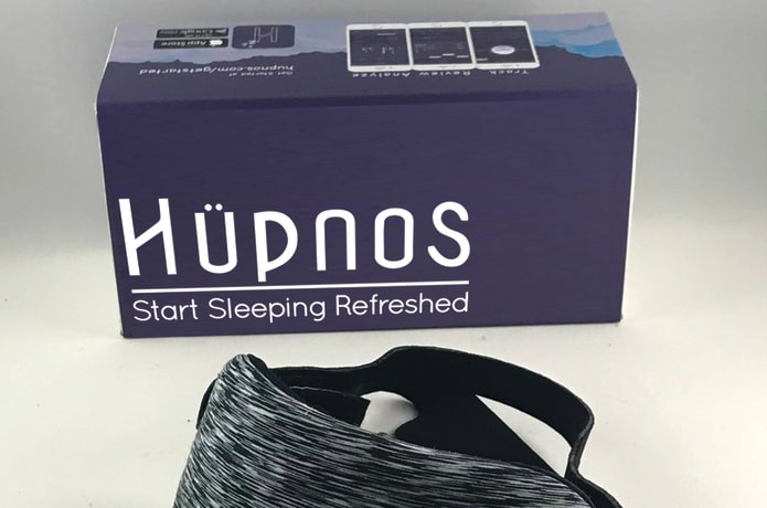 Hupnos: Self-Learning Sleep Mask To Stop Snoring | Indiegogo
