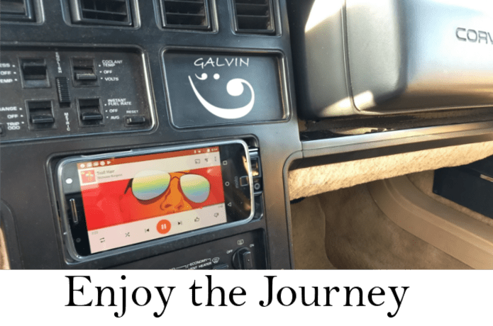 Galvin: The Car Stereo Moto Mod for the Motorola Z | Indiegogo