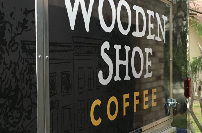 Wooden Shoe Coffee Indiegogo