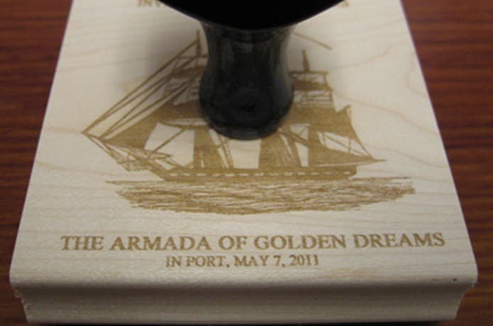 Invisible City Audio Tours: The Armada of Golden Dreams