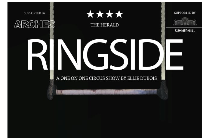 Ringside, a circus show for an audience of one | Indiegogo