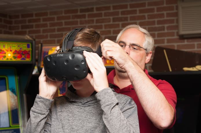 18fb7b7d46a Altered Realities VR Arcade Fundraiser