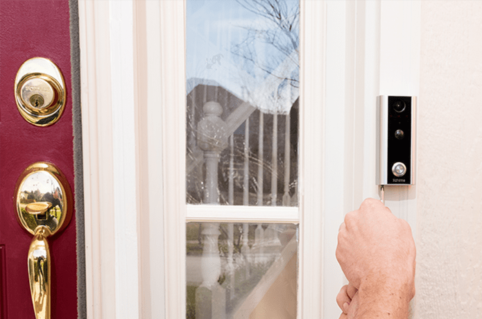 Xchime - The world's most versatile video doorbell | Indiegogo