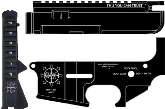 Black Metal Firearms Crowd Funding! | Indiegogo
