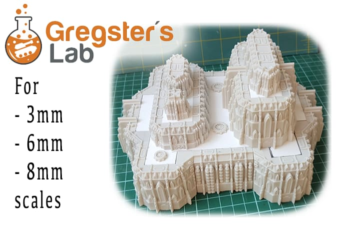 Small scale wargame terrain by Gregster's Lab | Indiegogo