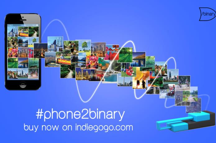 Binary: World's First USB Multitool   Indiegogo